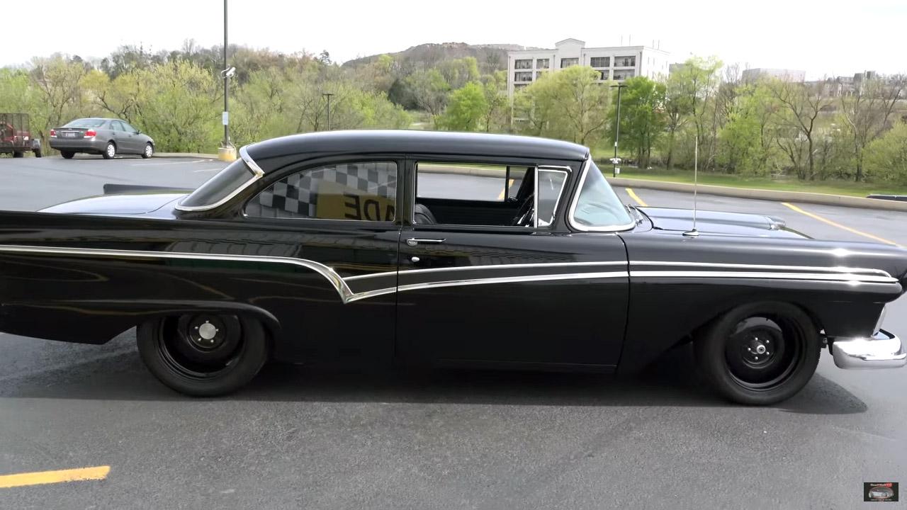 1957 Ford Custom 300 With A 700 Hp V8 Chevy Impala Ss Proof Brenspeed B326 3v