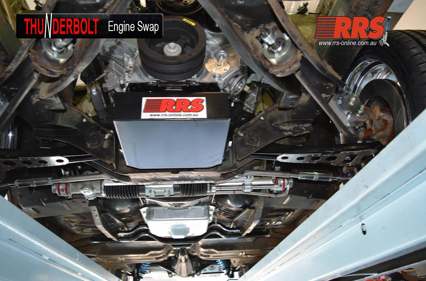 Coyote Swap Kit For Classic Fords Engineswapdepot Com