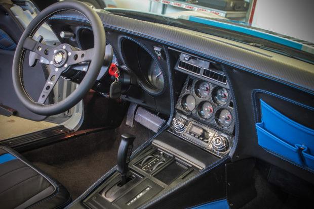 HEB C3 Corvette with a C6 Powertrain LS3