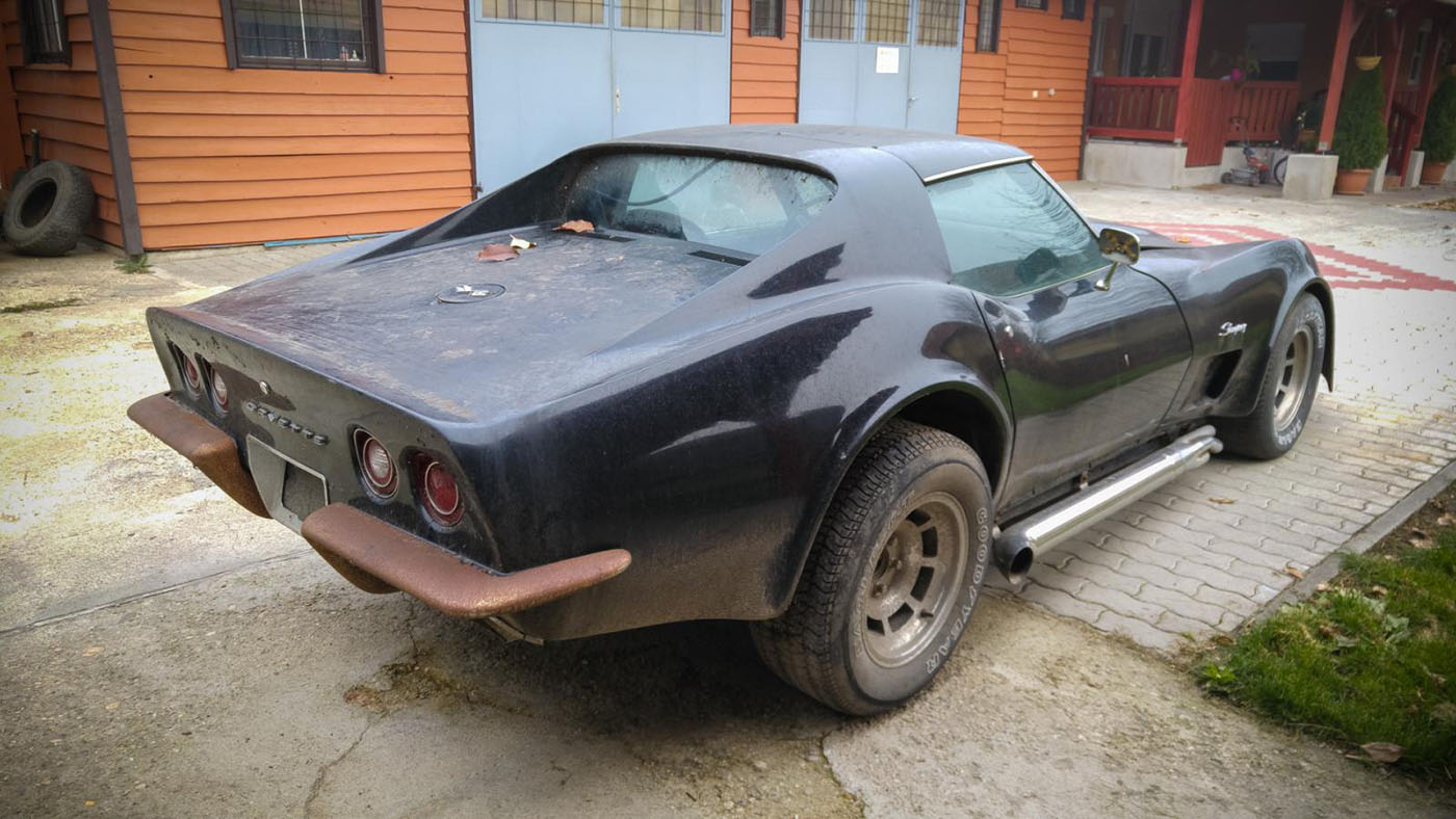 C3 Corvette with a C6 Powertrain – Engine Swap Depot