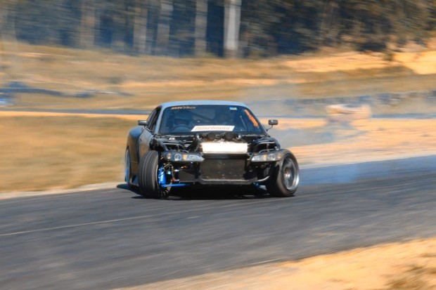 Nissan S15 with a 1GZ-FE V12