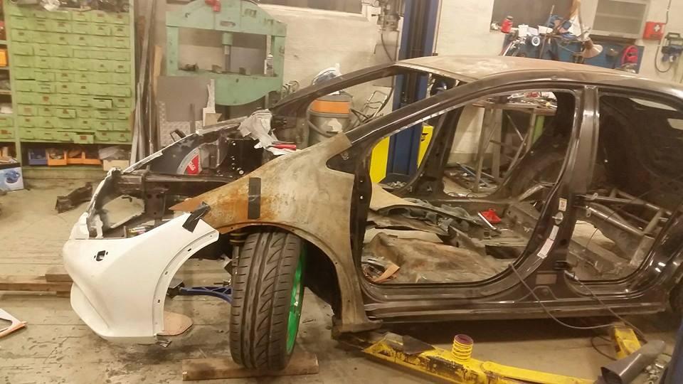 2016 Toyota Supra >> RWD 2016 Civic with a Turbo K24 – Engine Swap Depot