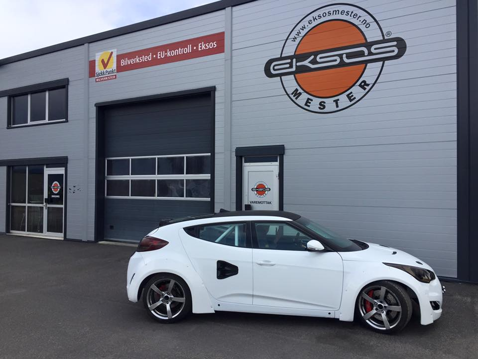 Building A Rwd Hyundai Veloster With A 2jz Update Engine