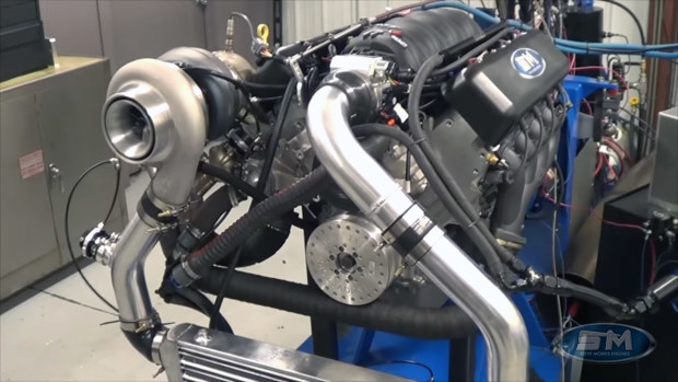 Steve Morris 1000 HP LS3 Build Series and Giveaway Part 5