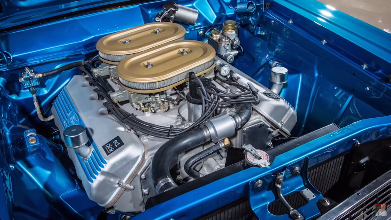 1967 Ford Fairlane With A 427 Sohc V8 Engine Swap Depot