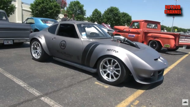 1970 Opel GT with a 6.0 L LSx