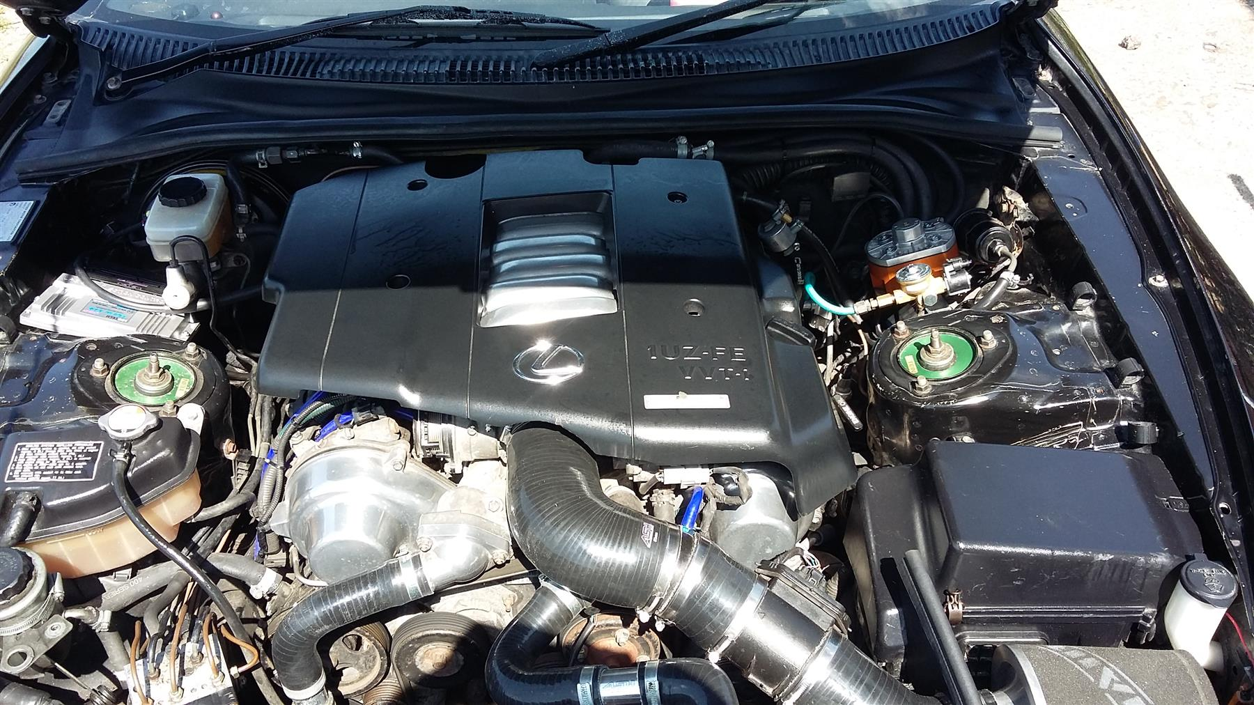 For Sale: 1994 Supra with a 1UZ – Engine Swap Depot