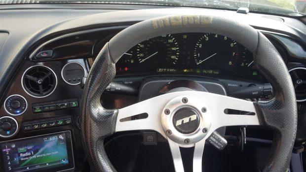 1994 Supra Mk4 with a 1UZ-FE V8