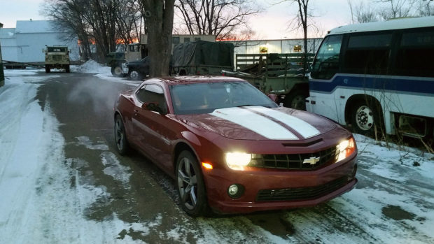 2010 Camaro with a Duramax LMM V8