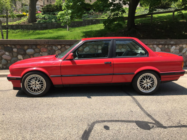 For Sale Bmw E30 With A M62 V8 Engineswapdepot Com