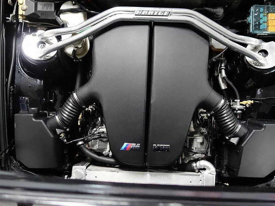Bmw E30 M3 With A M5 V10 Engine Swap Depot