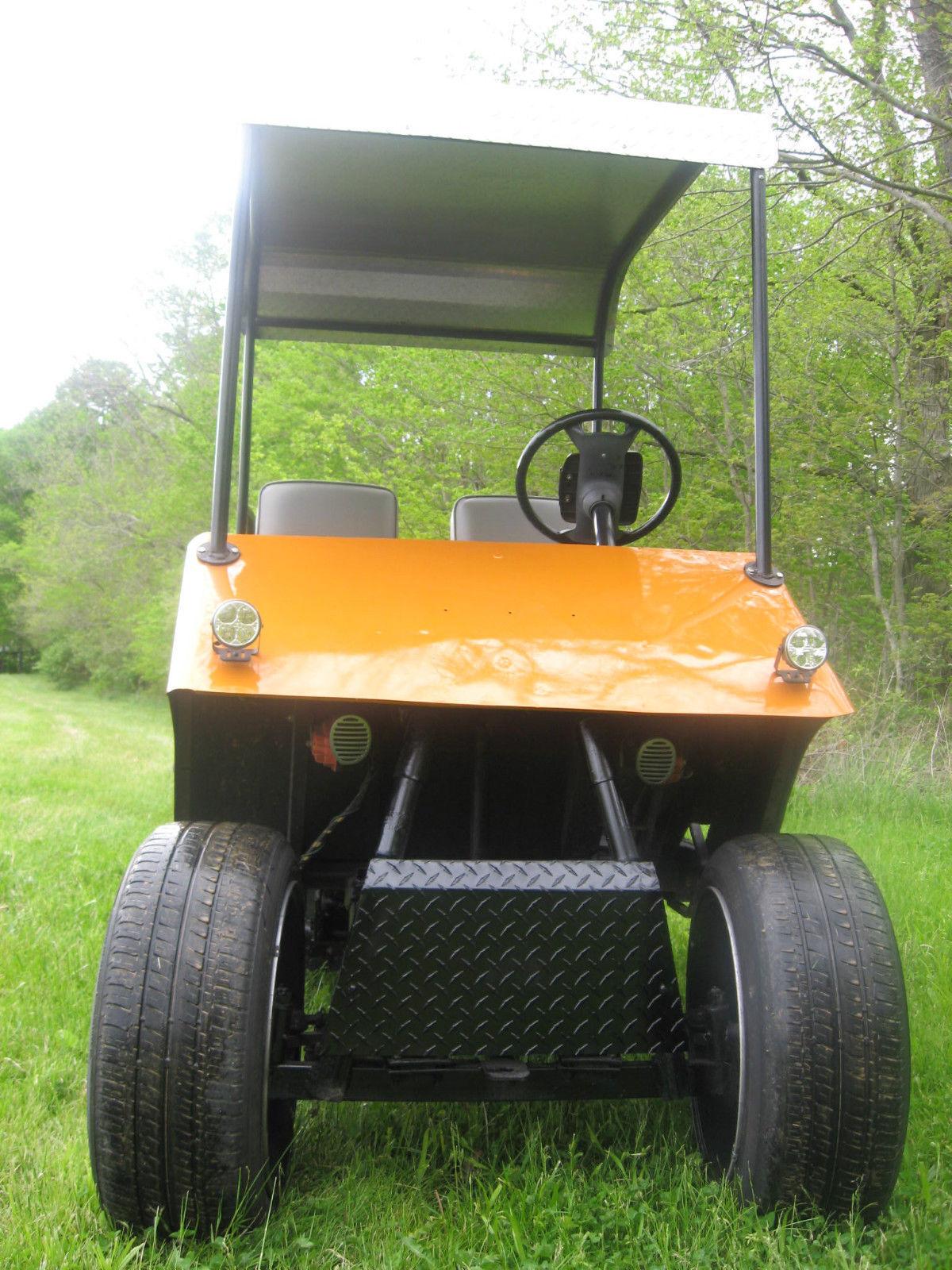 Golf Cart with a Suzuki GSX-R600 – Engine Swap Depot Homemade Shifter For Golf Cart on homemade tv, homemade hot tub, homemade atv, troubleshooting club car electric cart,