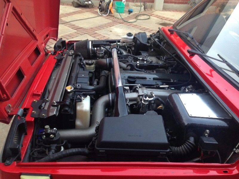 Lada Niva with a 2JZ – Engine Swap Depot