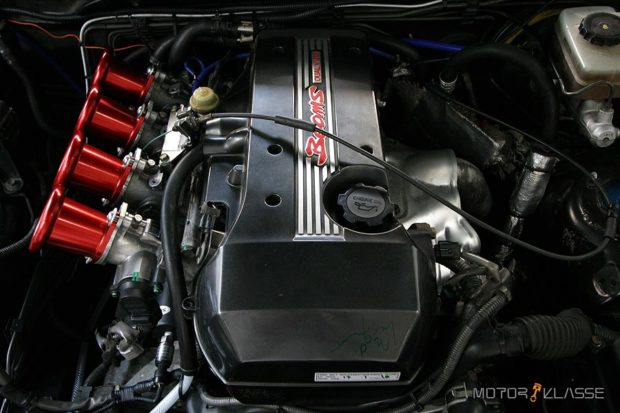 Lexus IS200 with a 3S-GE BEAMS – Engine Swap Depot