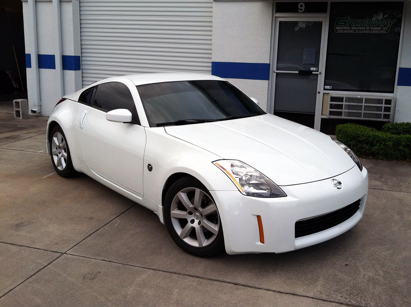 Nissan 350Z with a Turbo VR6