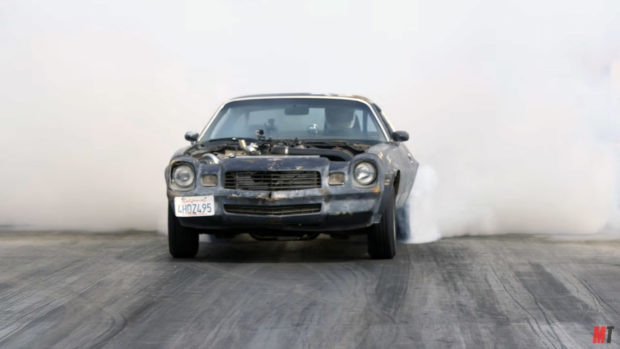 Project Bonemaro 1979 Camaro with a turbo LM7 Part 3