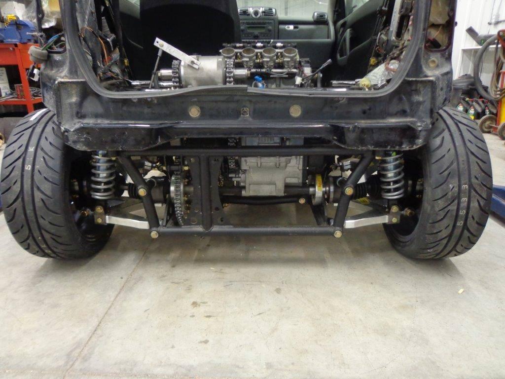 Smart Car With Hayabusa Engine >> Smart Fortwo With A Turbo Hayabusa Motor Engine Swap Depot