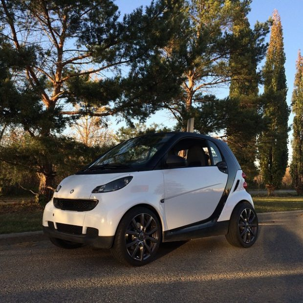 smart fortwo with a turbo hayabusa motor engine swap depot. Black Bedroom Furniture Sets. Home Design Ideas