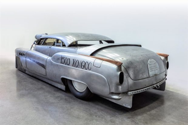 1952 Buick Super Riviera Bombshell Betty 320 ci inline-eight