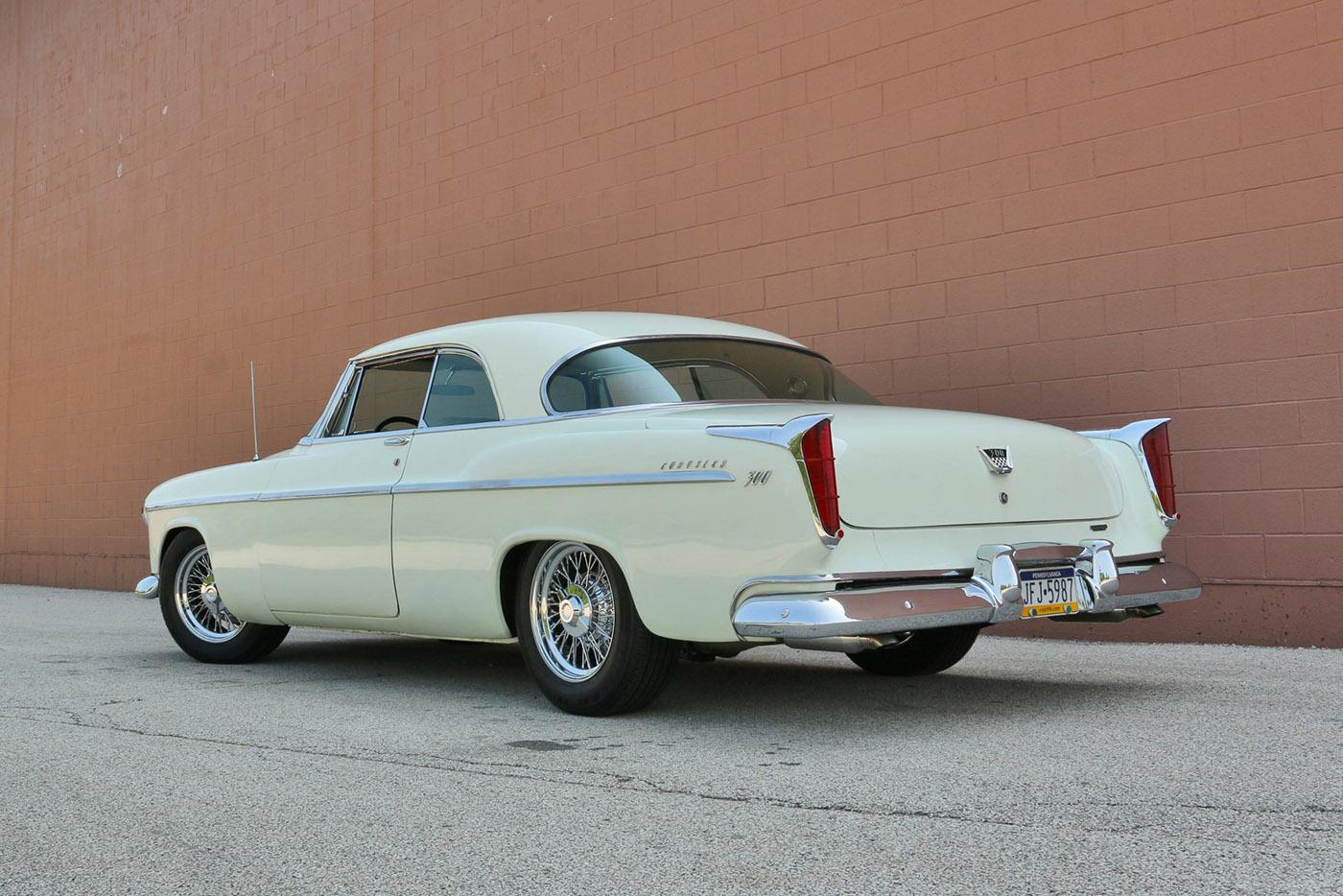 Chrysler With A Hemi V