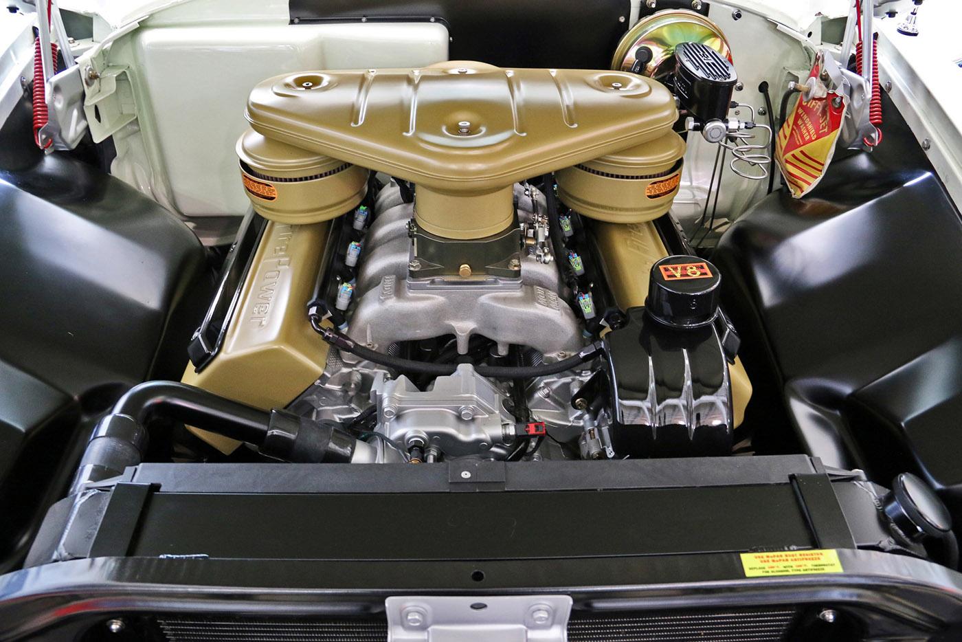 1955 Chrysler 300 With A 426 Hemi