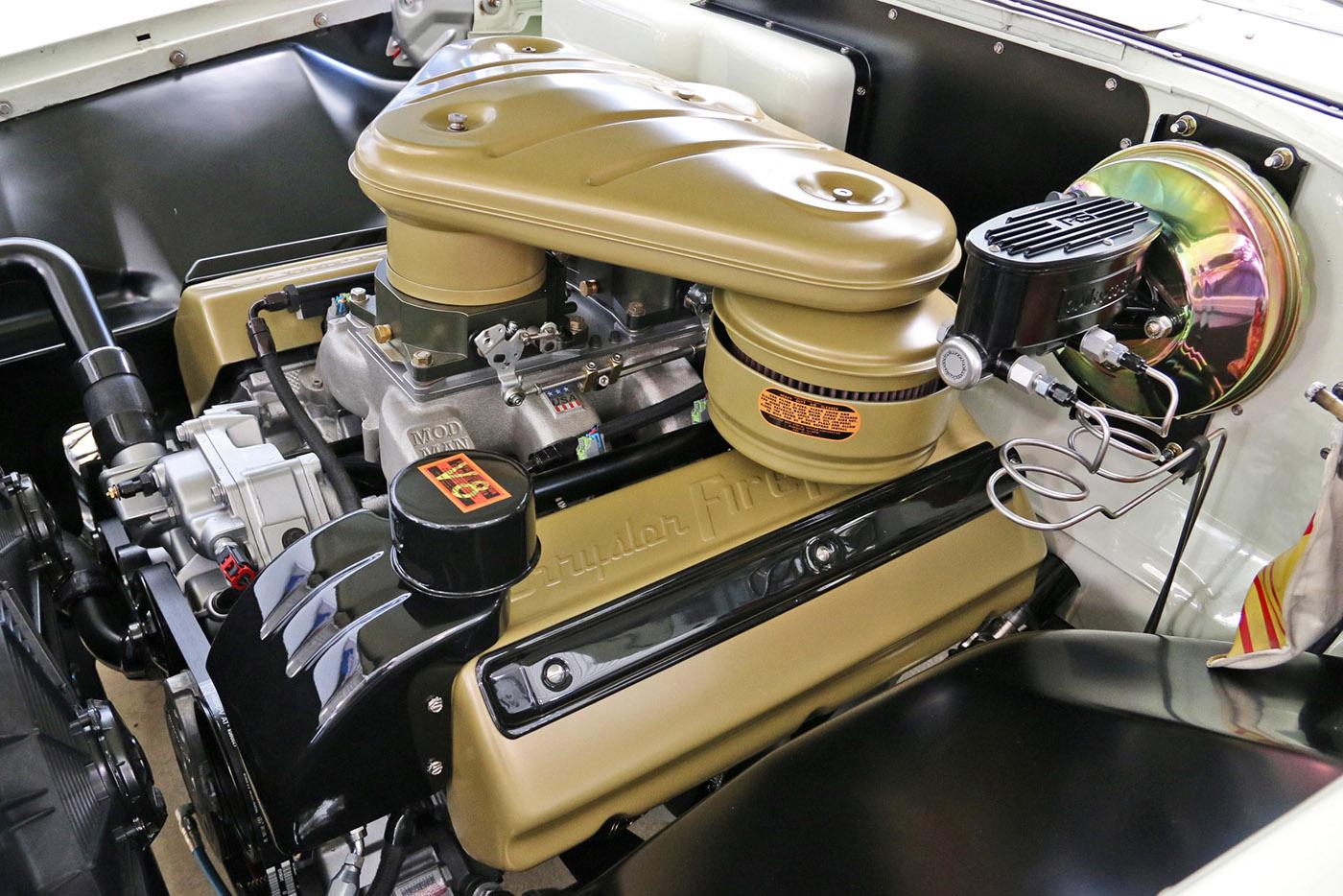Custom Chrysler 300 >> 1955 Chrysler 300 with a 426 HEMI – Engine Swap Depot