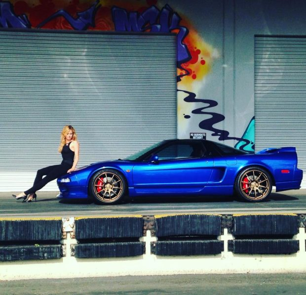 1991 Acura NSX with a Supercharged C32B V6