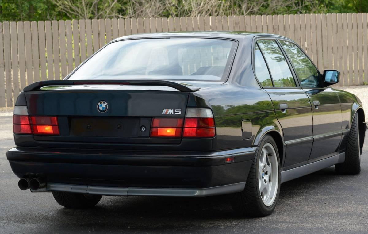 1993 BMW E34 M5 with a M70 V12  Engine Swap Depot