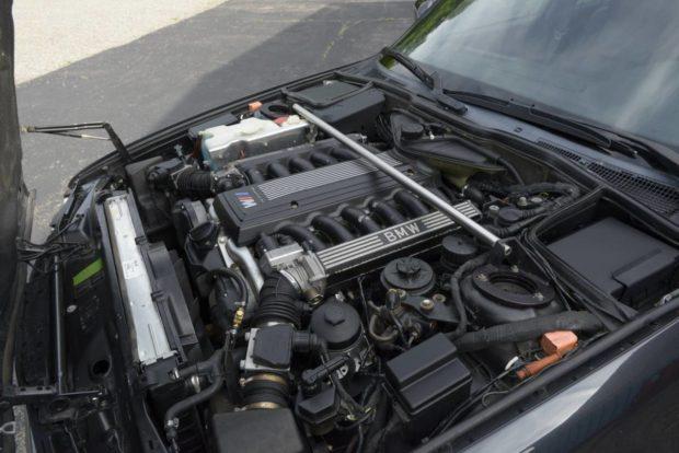 1993 BMW E34 M5 with a M70 V12