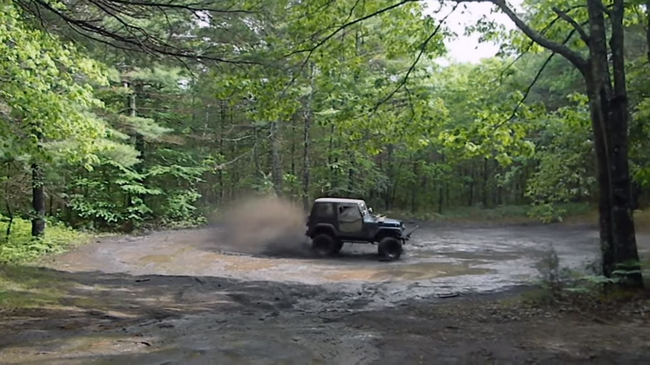 Jeep wrangler with a 1uz fe engine swap depot an error occurred publicscrutiny Images