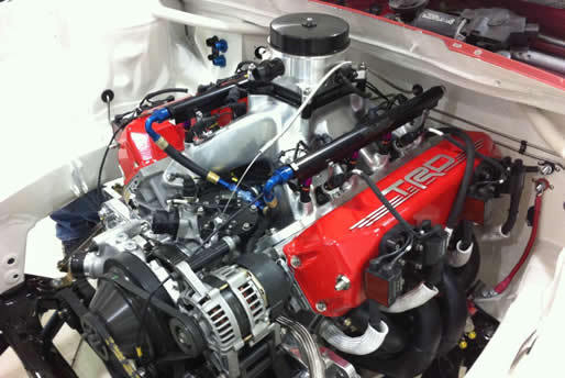 Image result for toyota TRD nascar engine images