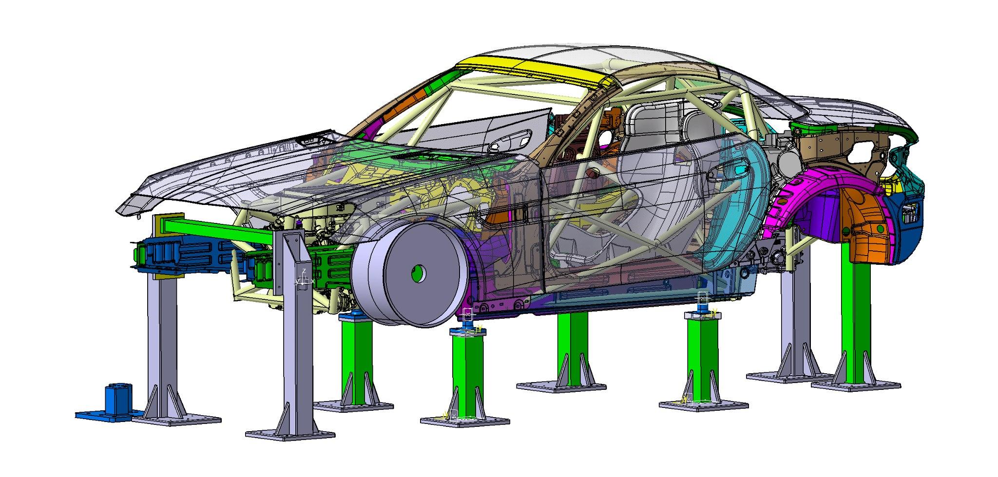 Mercedes-Judd SLK340 – Engine Swap Depot