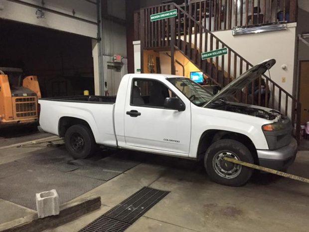chevy colorado with a 796 hp turbo lq4 \u2013 engine swap depot Colorado Crew Cab 4x4