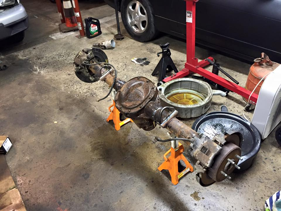 For 05 Chevy Colorado Ls1 Engine Swap Problems And