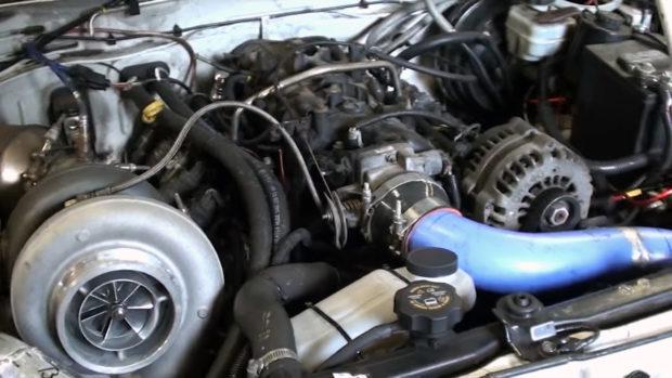 Sloppy Mechanics 2005 Chevy Colorado with a Turbo LQ4 V8