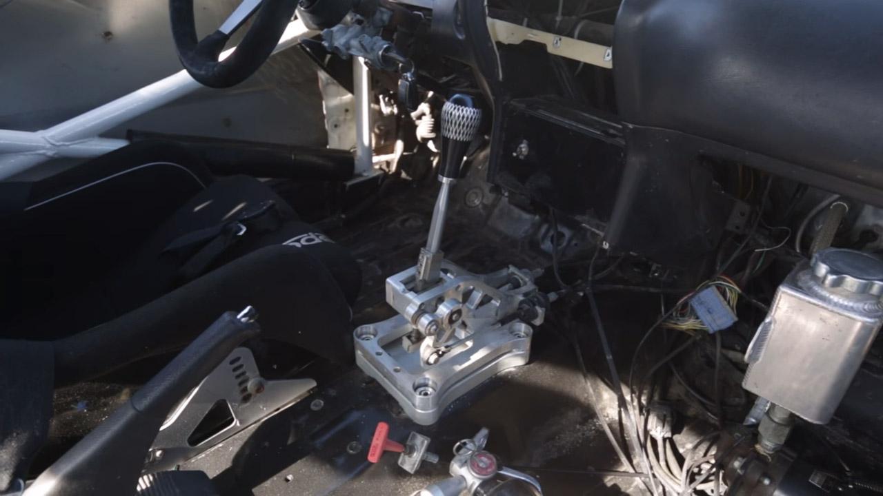 Acura Integra Type R With A Supercharged KK Engine Swap Depot - Acura integra motor