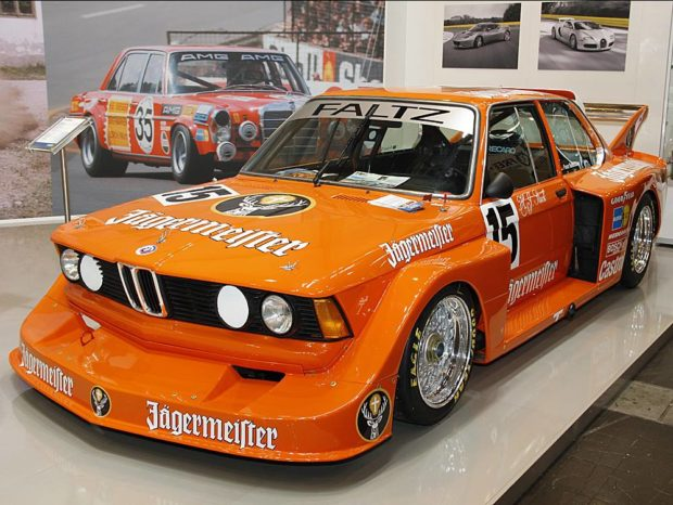 Faltz Motorsport's Group 5 BMW E21