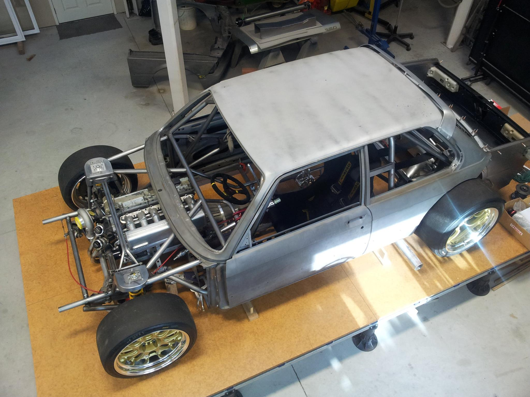 Group 5 Inspired Bmw E21 Engine Swap Depot