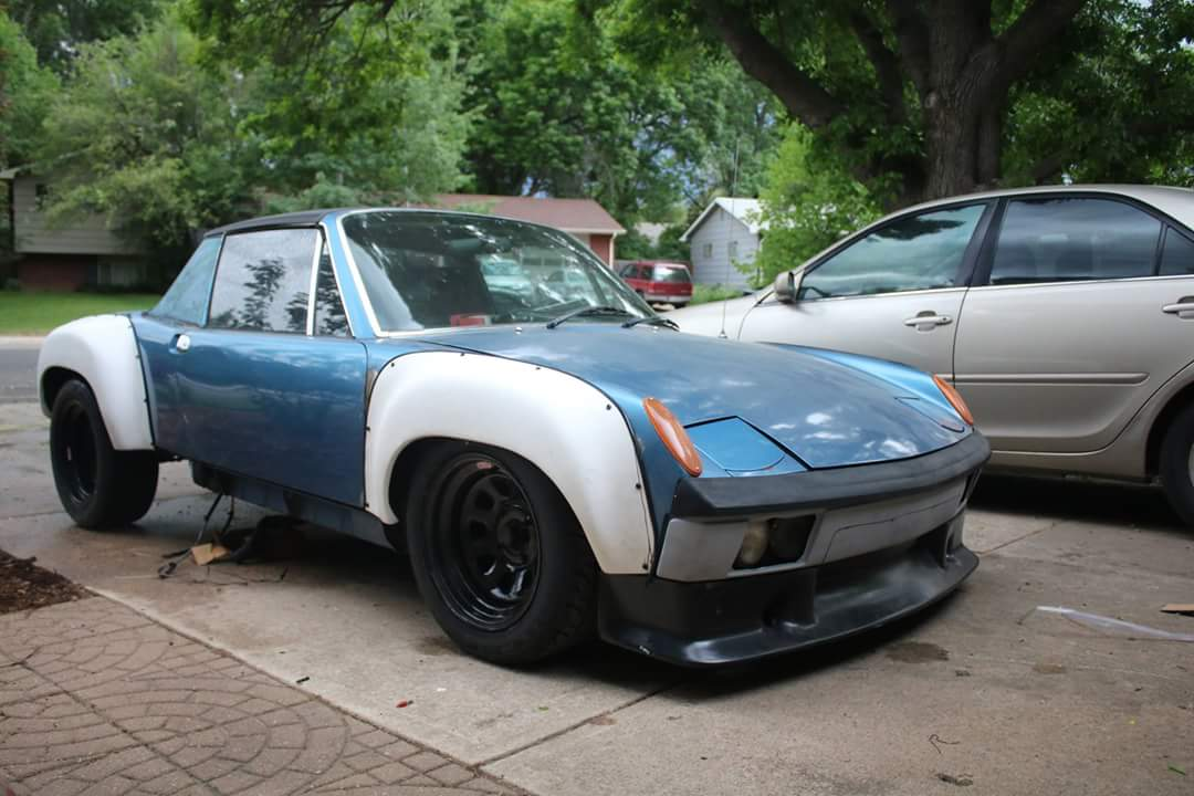 Porsche 914 with a Subaru EJ22 01 porsche 914 with a subaru ej22 engine swap depot ej22 wiring harness at cita.asia