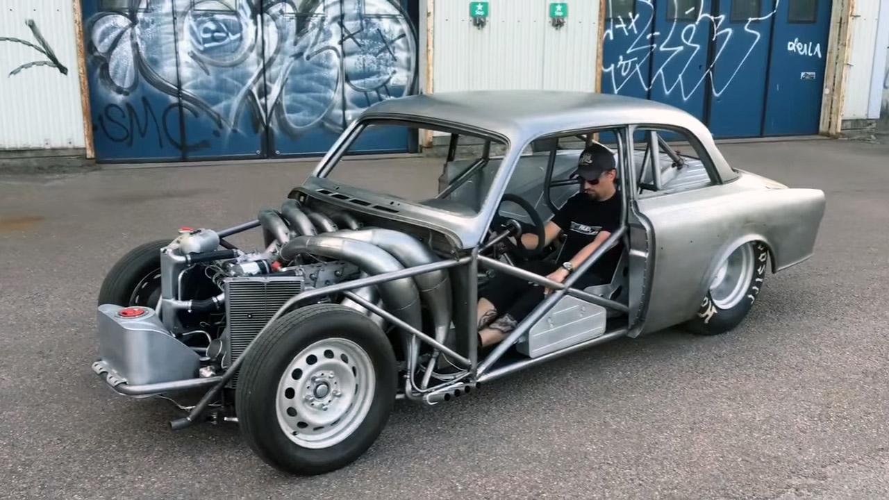 Rudezon Test Drive Engine Swap Depot