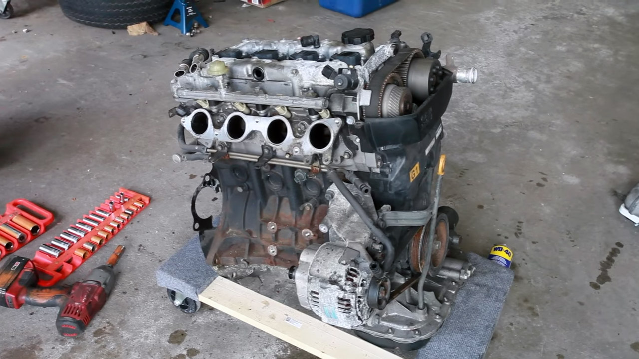 Building a 1977 Celica with a 3S-GE Black Top – Part 1 of