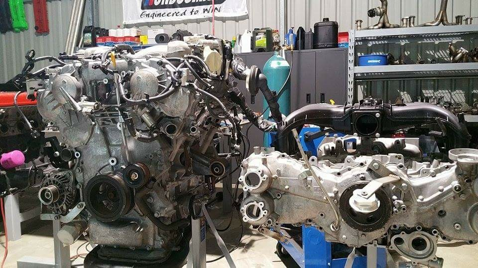 Toyota 86 with a VR38DETT – Engine Swap Depot