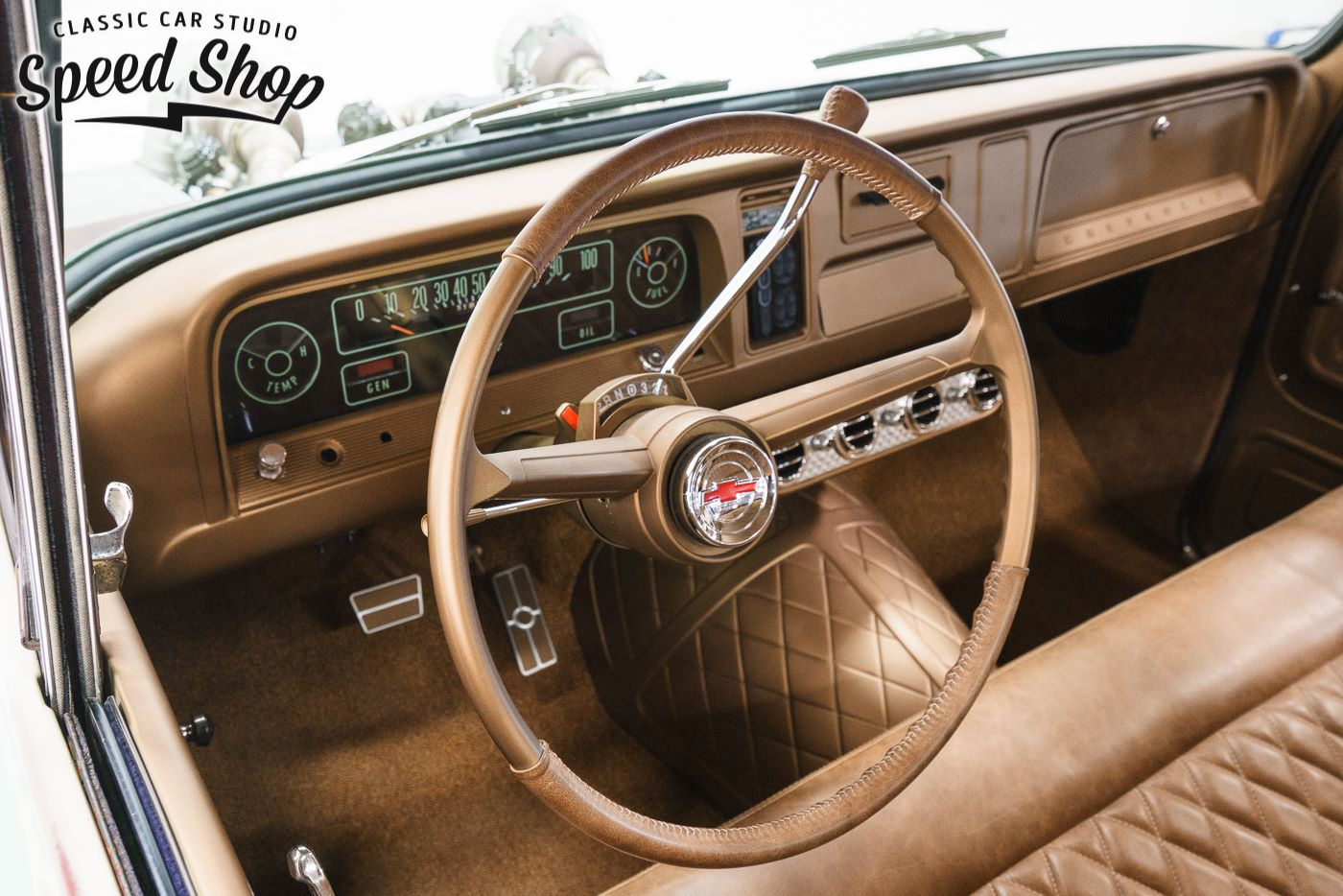 1966 Chevy Truck Steering Wheel Show Us Your Deluxe Wiring Diagram For 1965 Auto Column Circuit Symbols U2022