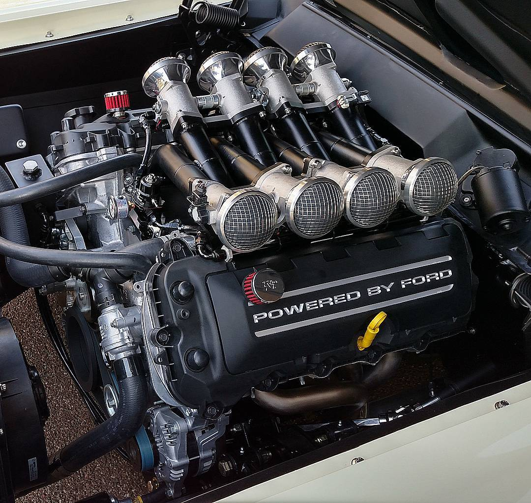 1966 Fairlane with a Coyote V8 – Engine Swap Depot