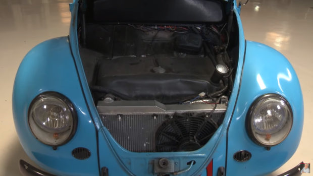 1966 VW Beetle with a turbo Mazda 13B