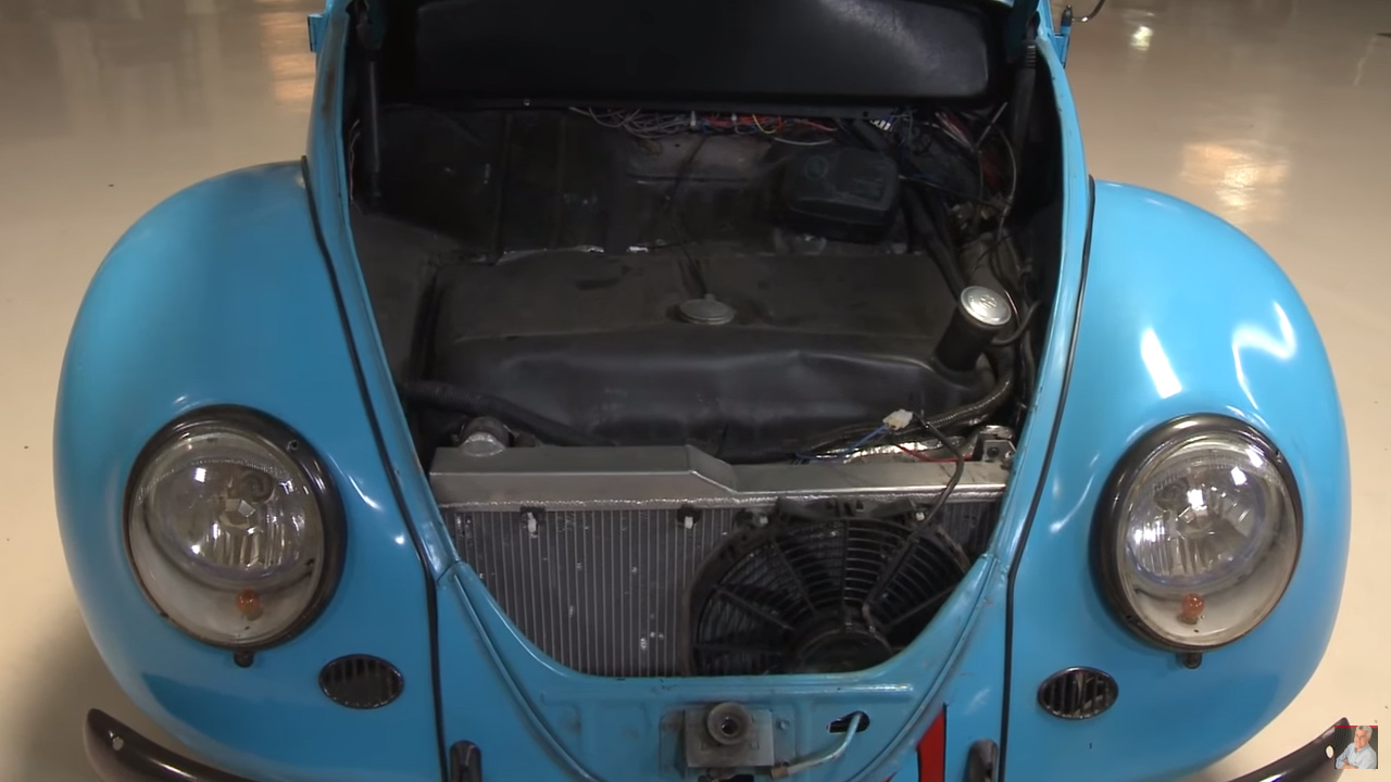 1966 Vw Beetle With A Turbo 13b Engine Swap Depot