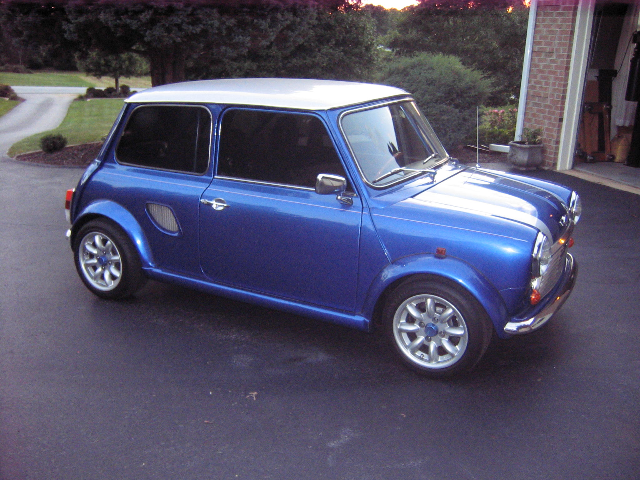 for sale  mini cooper with a mid