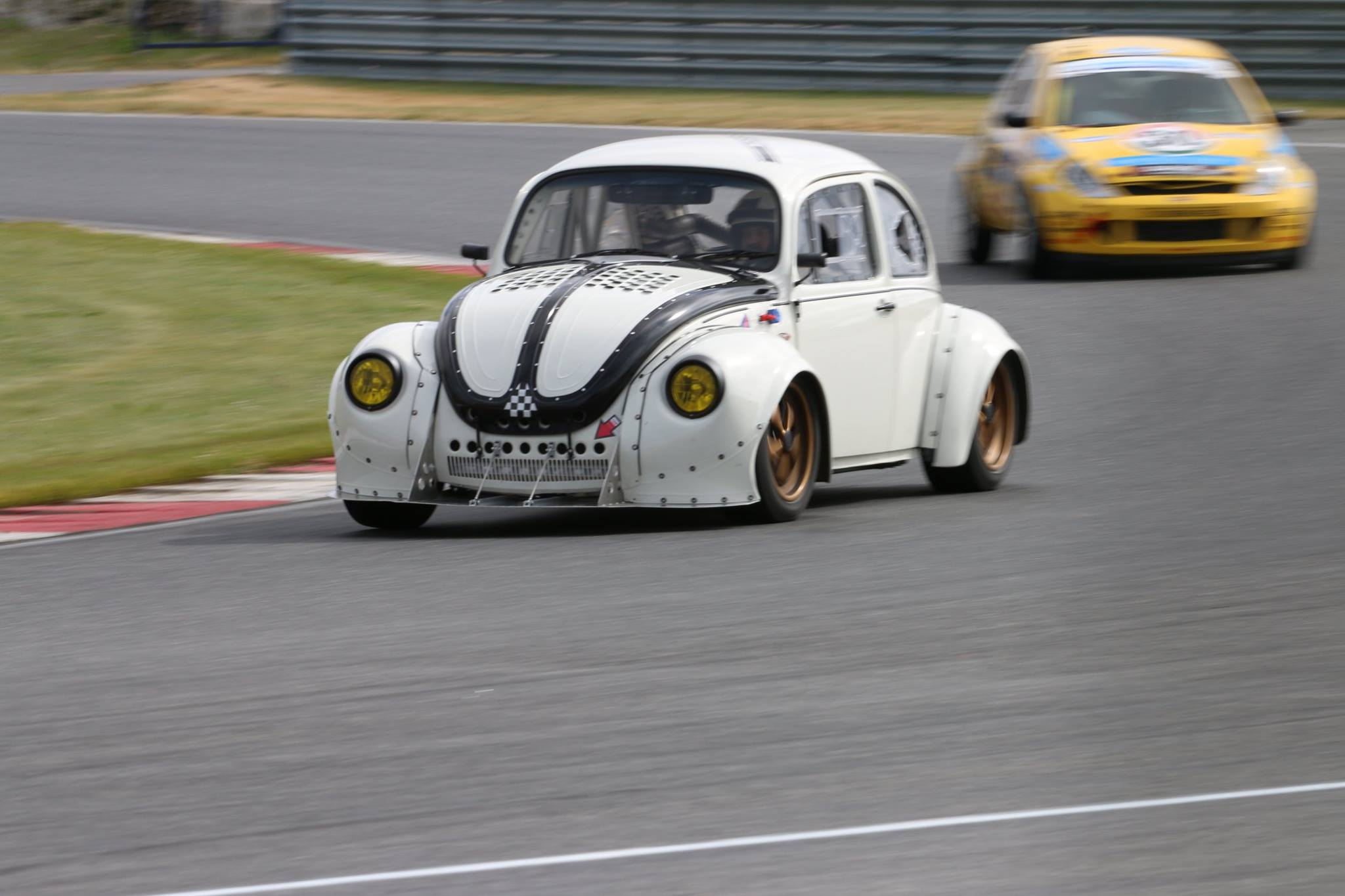 VW Beetle with a Honda CBR1000RR Engine – Engine Swap Depot