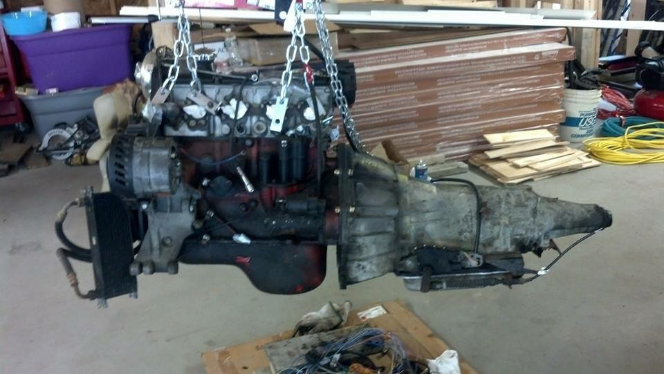 American Iron with Swedish Power – Engine Swap Depot