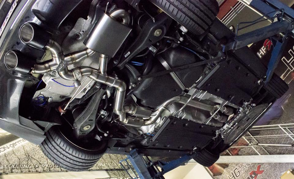 Vw Eos With A 3 6 L Vr6 Engine Swap Depot